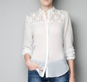 Blouse or Shirt Alterations