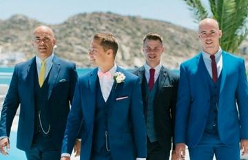 Men's Bespoke Tailoring