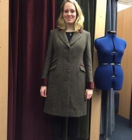 Bespoke Coat
